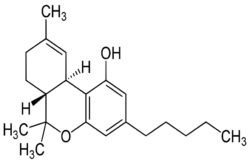 thc-chemical-structure