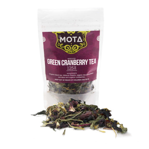 Mota Green Cranberry Tea
