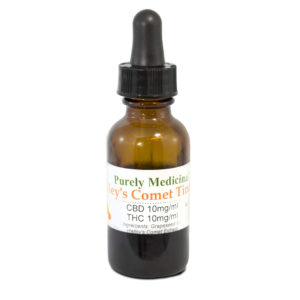Halleys Comet Tincture