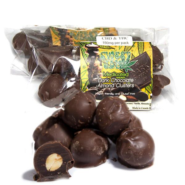 Sweet Jane Almond Chocolates