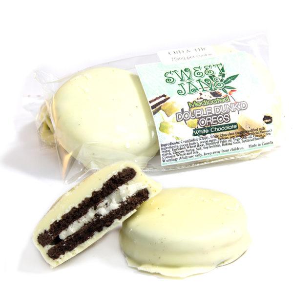 White Chocolate Sweet Jane Oreo