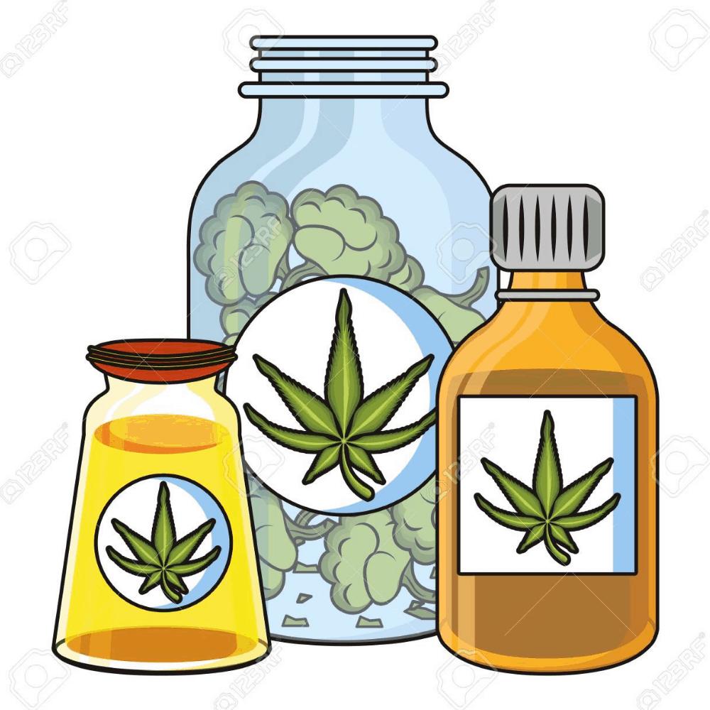 Sativa strain cannabis
