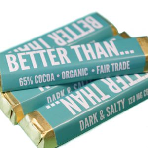 Chocolate edibles