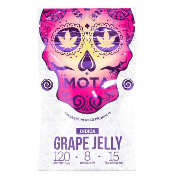 Mota Indica Grape Jelly bag