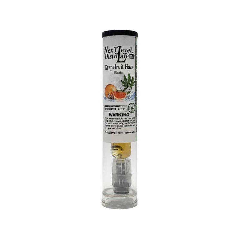 Next Level Distillate Grapefruit Haze Vape Pen Refill Cartridge