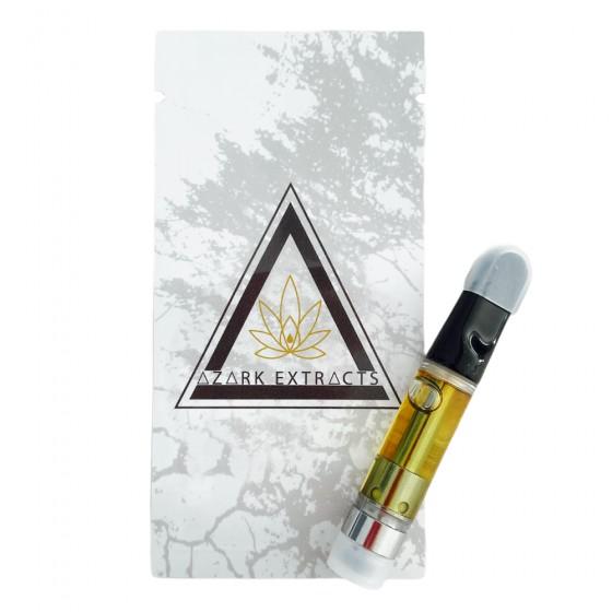 Azark Extracts – Blueberry AK – Hybrid – Vape Pen Refill Cartridge – 1g