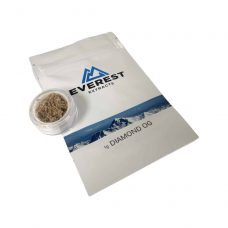 Everest Extracts Budder Diamond OG in bag and cap