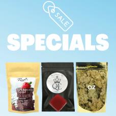 Specials / Sale