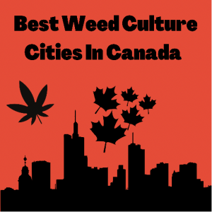 Weed culture in Canada