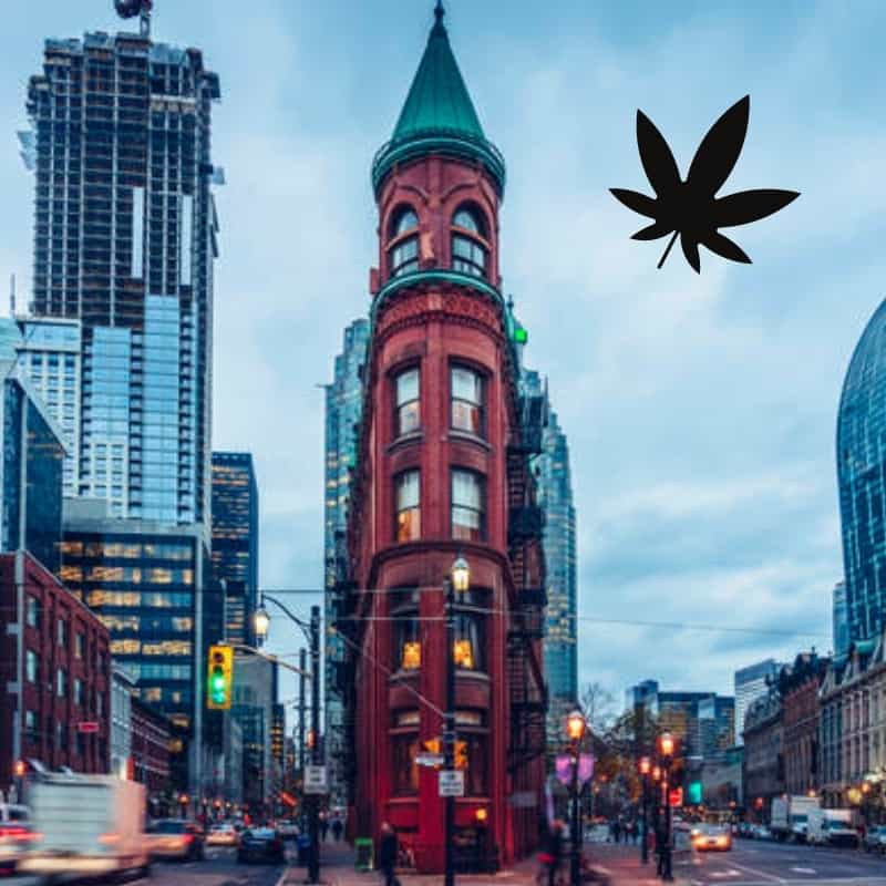 where to buy weed in Toronto