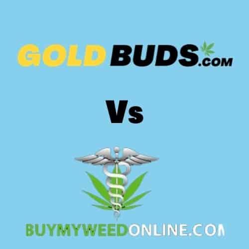 Goldbuds vs BuyMyWeedOnline