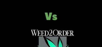 Goldbuds Vs Weed2OrderOnline