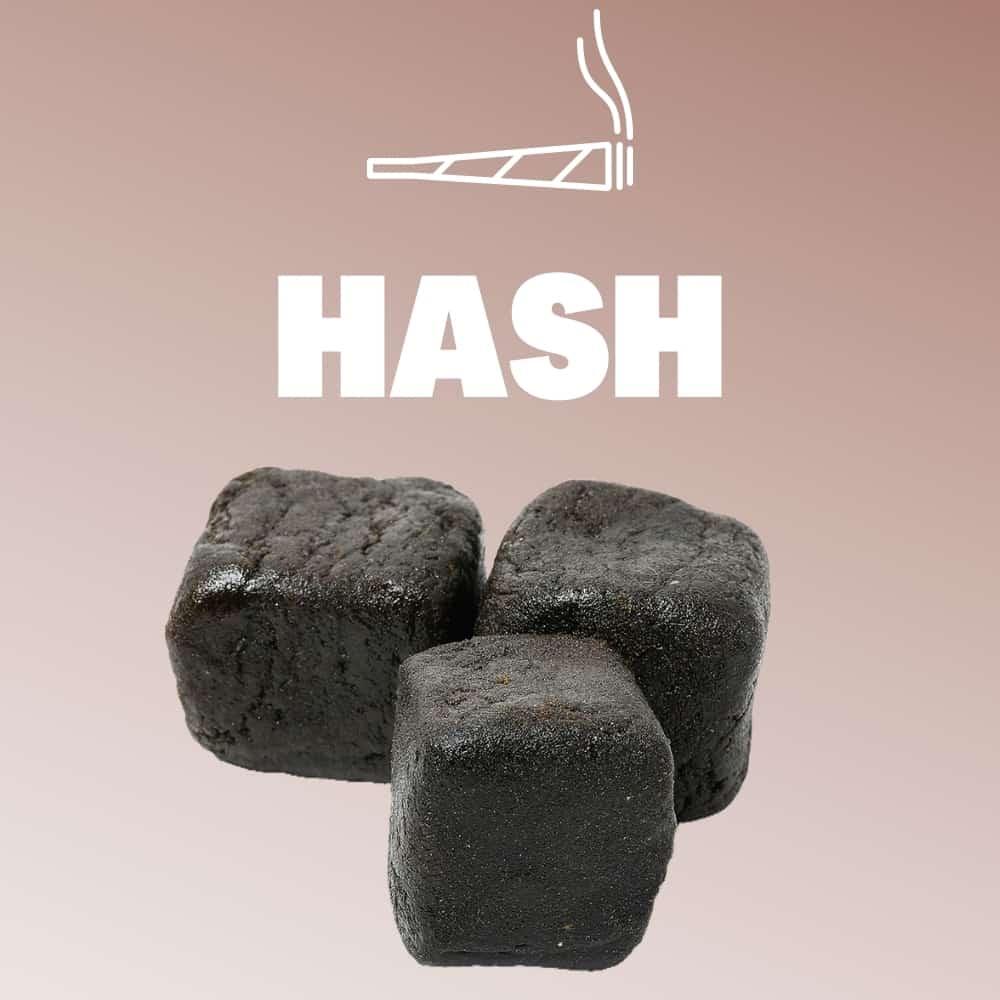 High quality hash
