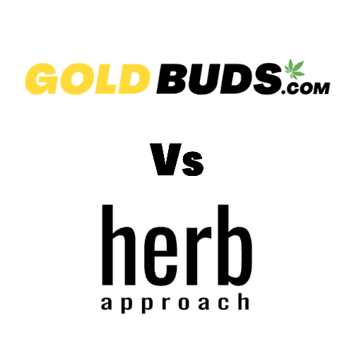 Goldbuds Vs Herb Approach