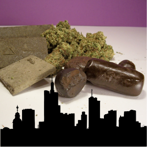 different types of hash
