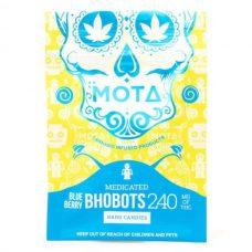 Mota Blue Berry Bhobots Hard Candies bag