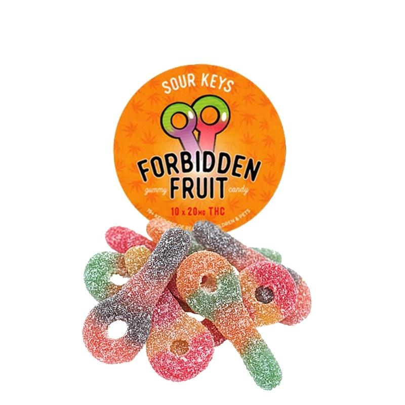 forbidden fruit sour keys