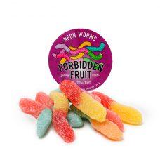 forbidden fruit neon worms