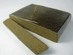 Block of hash